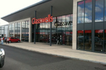 Extension and refurbishment to Glasswells Store, Ipswich