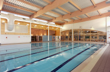 Rugeley Swimming Pool