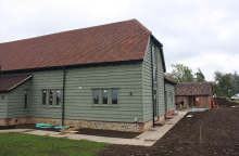 Barn Conversion, Gulling Green