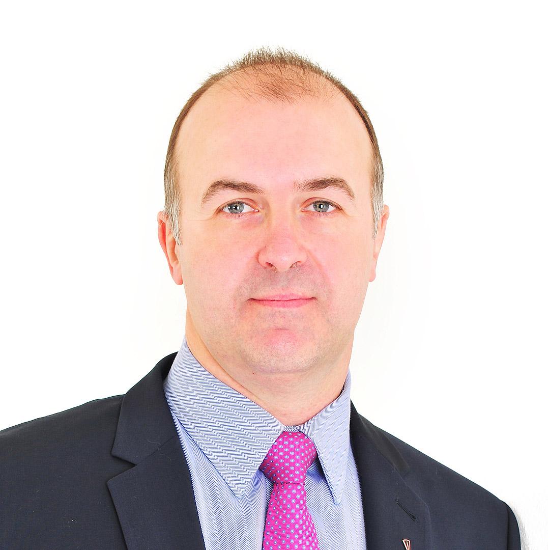 Barry Wolstenholme